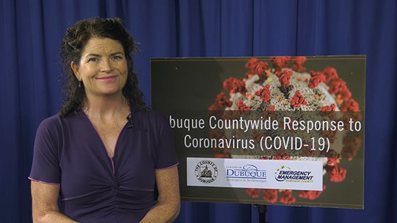 Link to Dubuque County Video Update