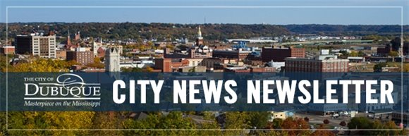 City News Newsletter Graphic