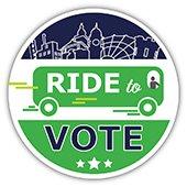 Ride to Vote Graphic