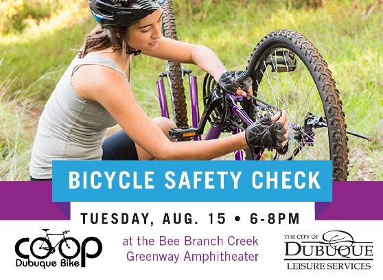 Bike Safety Check Header