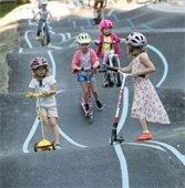 bike playground