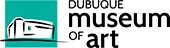 Dubuque Museum of Art Logo