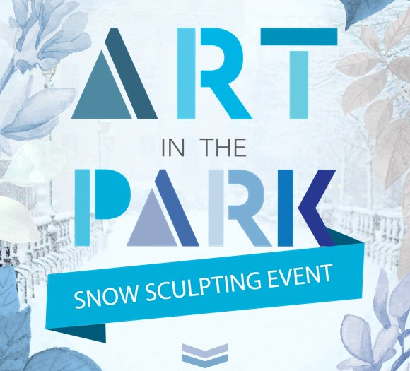 Art in the Park: Snow Sculpting Event
