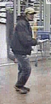 2018-000250 Walmart Theft Suspect