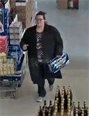 Theft suspect.