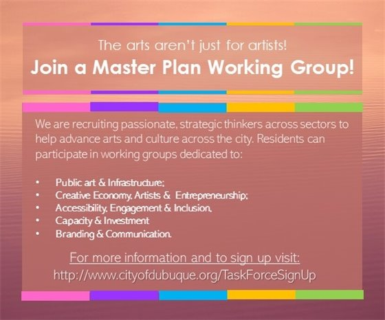 Join a Working Group!
