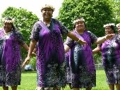 Marshallese Dancers