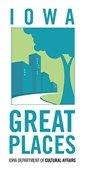 Iowa Great Places Logo