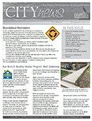 September/October City News Thumbnail Graphic