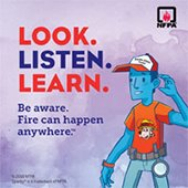 2018 Fire Prevention Week Logo