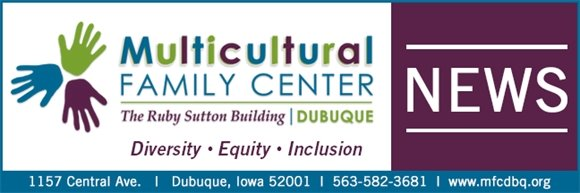 Multicultural Family Center News Graphic