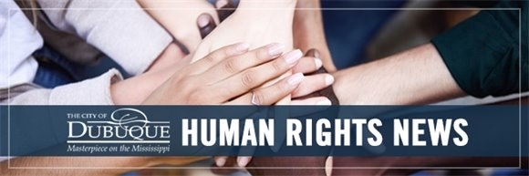 City of Dubuque Human Rights News