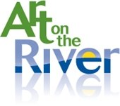 Art on the River logo