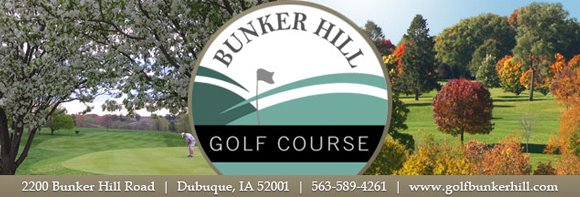 Bunker Hill Golf Course Graphic