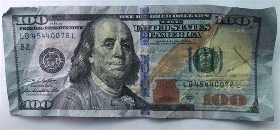 Fake $100