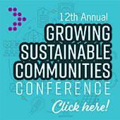 Growing Sustainable Community Conference Image