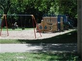 Riverview campground playground
