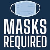 Masks Required Graphic