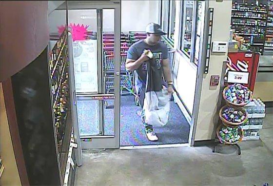 Suspect in Theft case