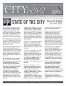 July/August 2020 City News