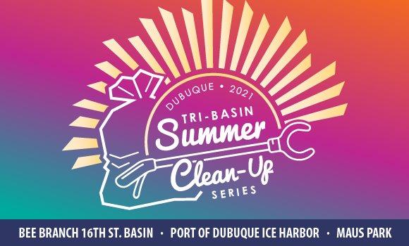 2021 Tri-Basin Summer Clean-Up Series