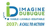 Imagine Dubuque Call to Action Logo