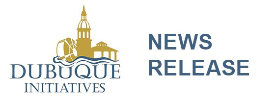 Dubuque Initiatives News Release Graphic