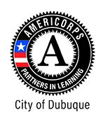 Americorps Dubuque Logo