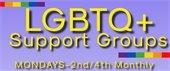 LGBTQ+ Support Gropus