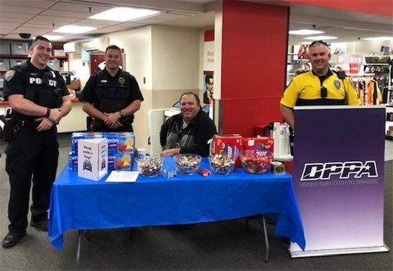 Shop with a Cop 2019