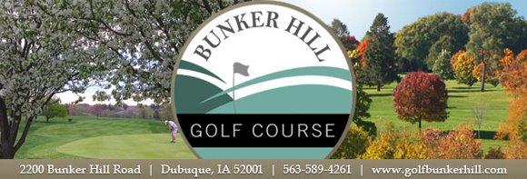Bunker Hill Golf Course Photo & Logo
