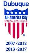 All-America City Logo