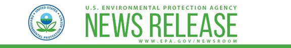 EPA News Release Header Graphic