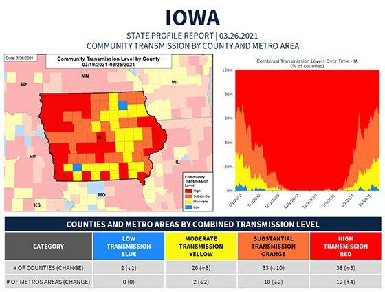 Thumbnail Image of Iowa State Profile Report
