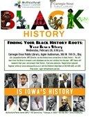 Black History: Your Iowa Story