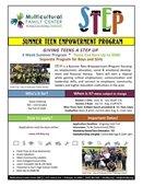 STEP - Summer Teen Empowerment Program