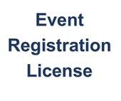 Event Registration License