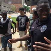 STEP Field Trip: Police Department