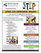STEP - Summer Teen Empowerment Program