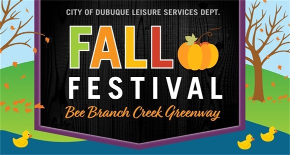 Fall Festival at the Bee Branch Creek Greenway