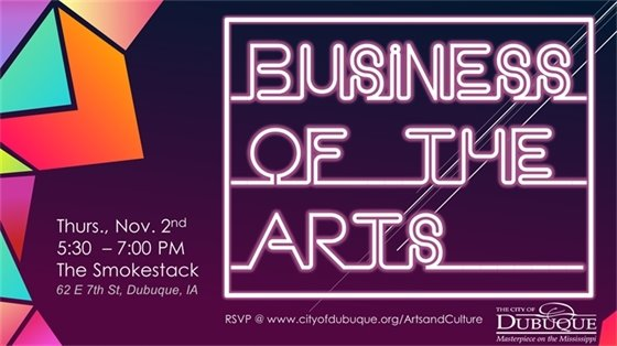 Business of the Arts