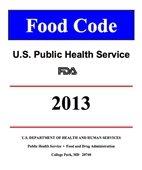 2013 FDA Food Code