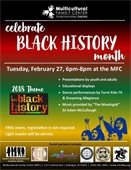 MFC Black History Month Flyer