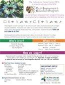 MFC Summer Youth Employment & Education Program
