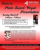 Intro to Plant-Based/Vegan Presentation