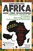 Exploring Africa and the Diaspora Celebration