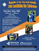 Marshall Islands Constitution Day Celebration
