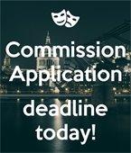 Commission Deadline!