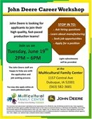 John Deere Career Workshop