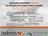 Discover Careers at Anderson Window